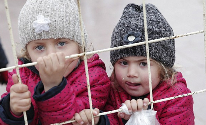 UNICEF says more Ukrainian children need aid