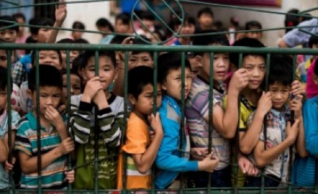 China outlines plans to protect 61m rural children