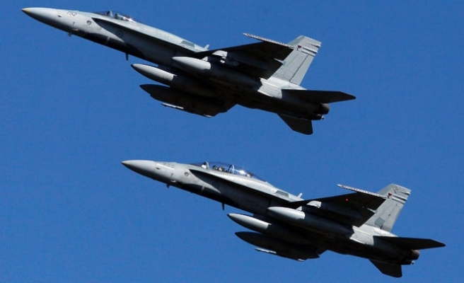 Canada's fighter jets fly final anti-ISIL raids
