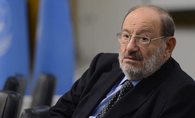 Turkish authors mourn death of Umberto Eco