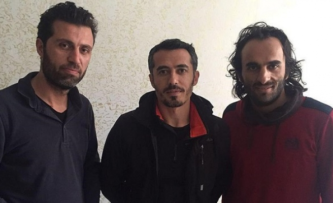 Three Turkish journalists abducted by PKK freed