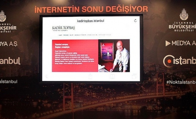 New domain names put Istanbul on digital map