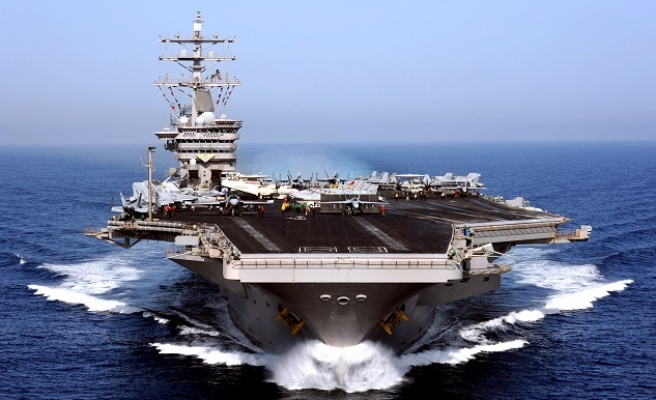 US aircraft carriers' primacy may soon end
