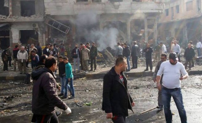 Syria shrine attack was deadliest in war with 120 dead