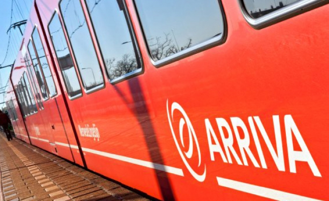 Several injured in Dutch train accident