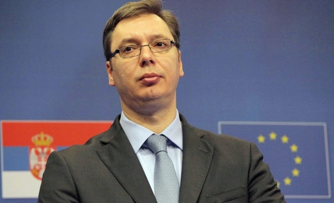 Serbia PM calls for early elections in April
