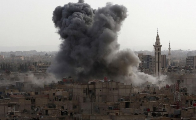 31 Palestinian refugees killed in Syria bombings