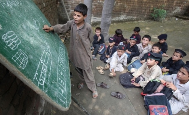24 million children out of school in Pakistan