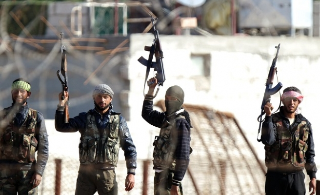 Nearly 100 Syria opp factions agreed to truce