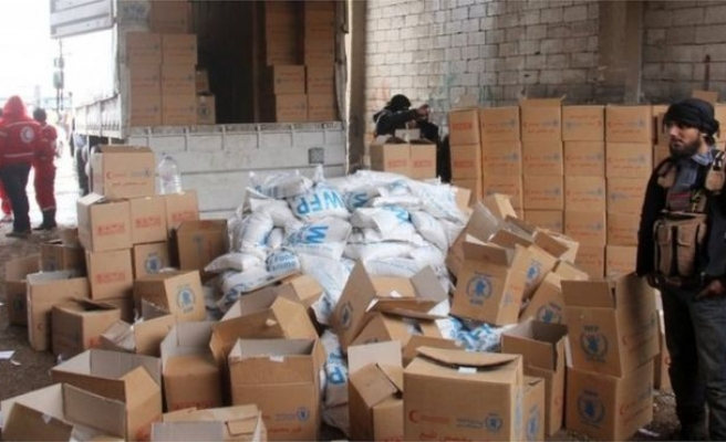 UN finds little success in first Syria airdrop