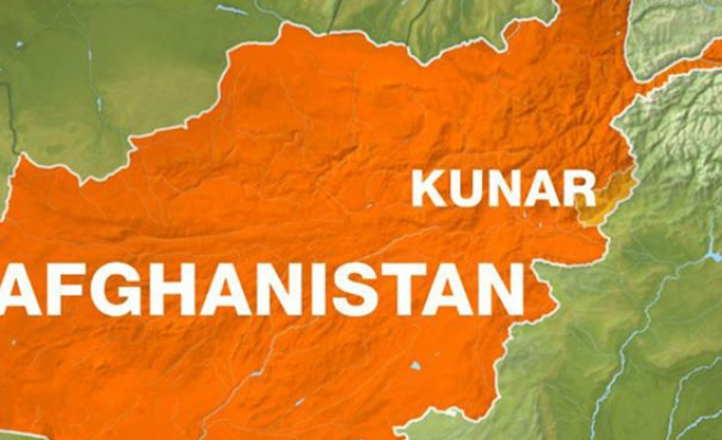 Suicide bomber kills at least 10 in Afghanistan
