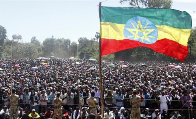 Opposition denies Eritrean role in Ethiopian protests