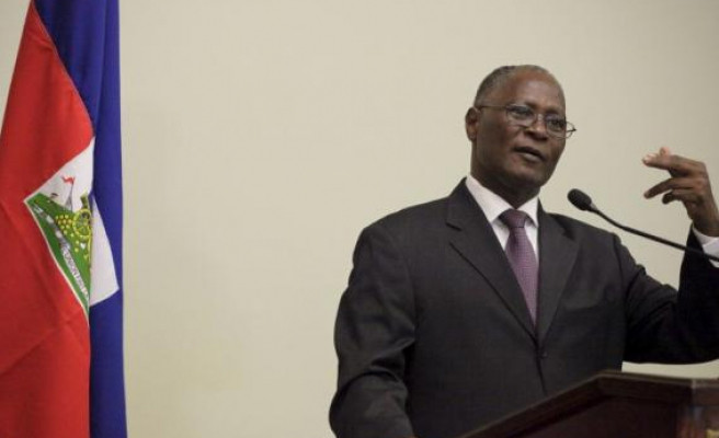 Haiti names ex-Central Bank head as prime minister