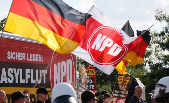 German top court considers ban on far-right NPD party