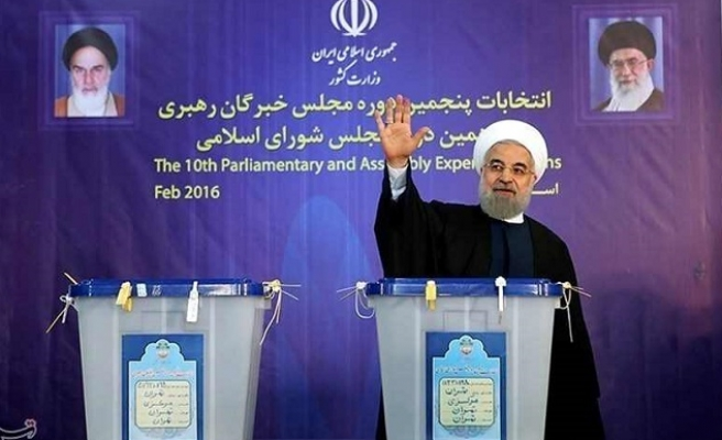 Rouhani hails Iran voters over elections