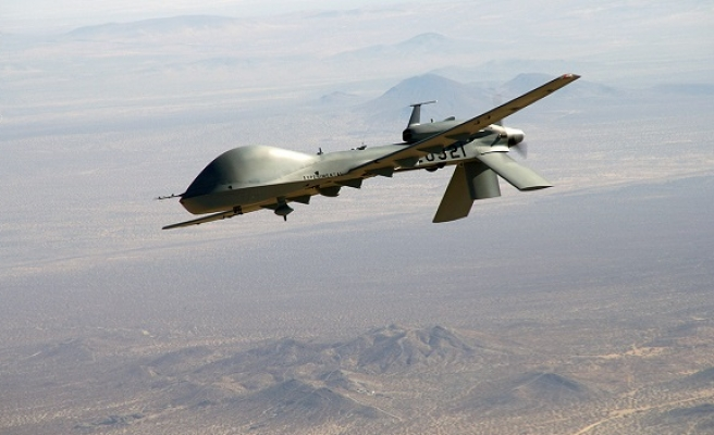 US drone kills 8 suspected militants in Afghanistan