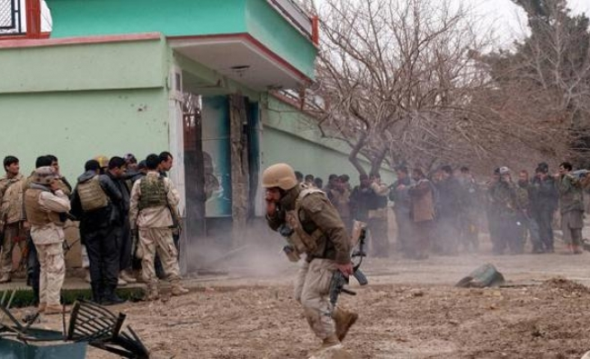 Blasts, gunfire as India's Afghan consulate attacked