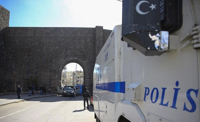 Security measures tightened in SE Turkey