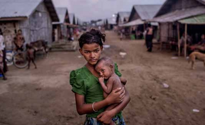 UN:Rohingya Muslims, world's most persecuted minority