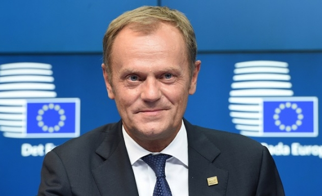 EU's Tusk says 'days of irregular migration to Europe are over'