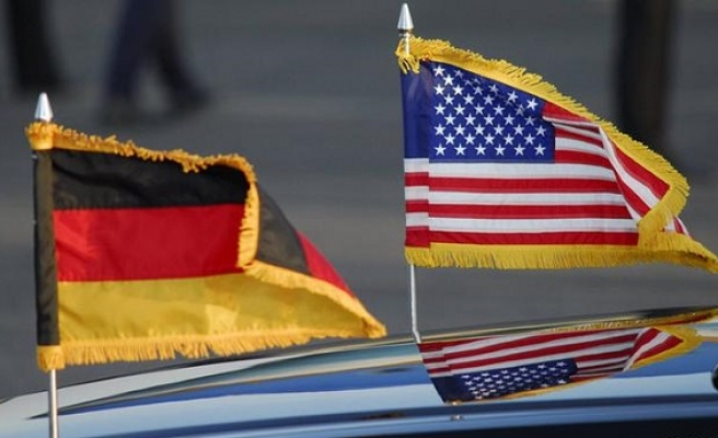 US overtakes France as Germany's biggest trading partner