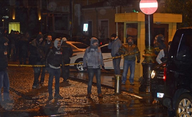 Five to stand trial for aiding 2015 Istanbul attack