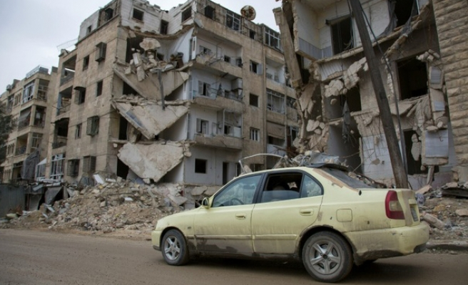 Syrian taxi drivers depend on truce to boost trade
