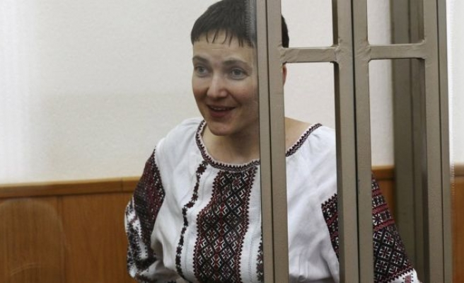 Nobel laureates join petition to secure Ukraine pilot's release