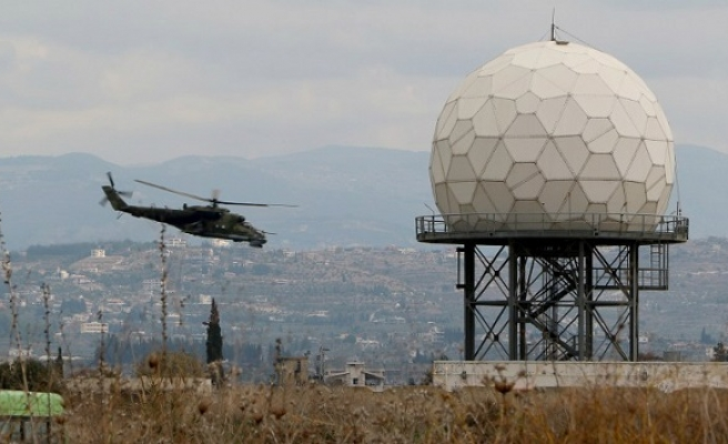 US: Russian combat power in Syria largely afield