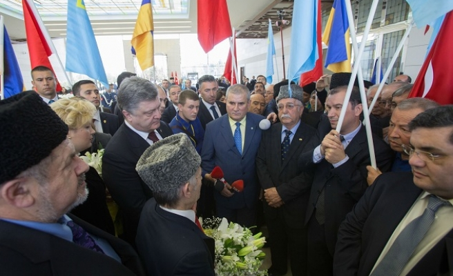 Turkey urged to recognize Crimean Tatar genocide