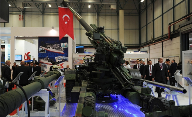 Turkey launches $5.9 bln defense project
