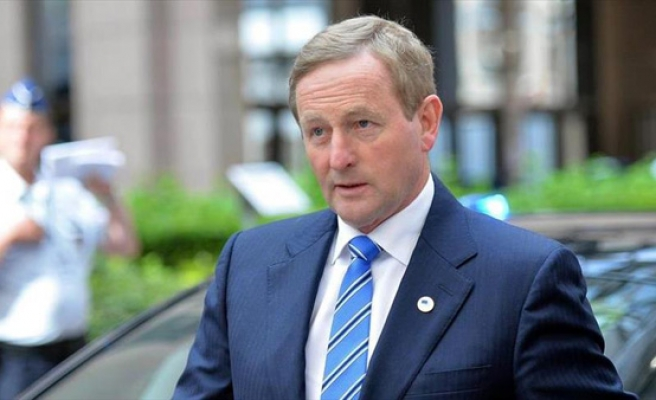 Irish PM Enda Kenny resigns