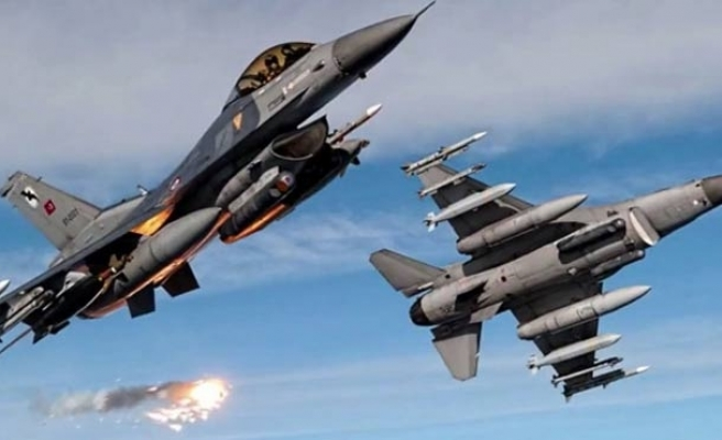 Turkish jets bomb PKK targets in northern Iraq