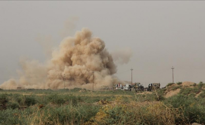 Iraq: Injury toll in ISIL toxic gas attack rises to 670