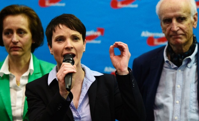 Merkel dealt serious blow with right wing win