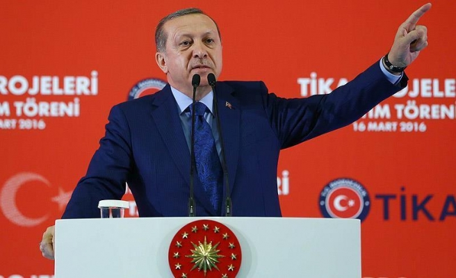 Turkey in midst of 'new independence struggle' in region
