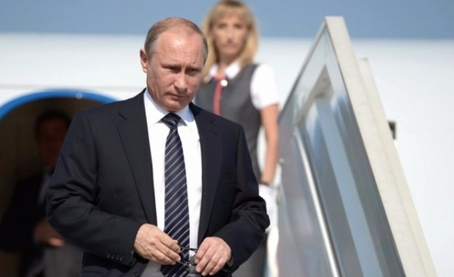 Putin visits Crimea to mark 2 years since annexation