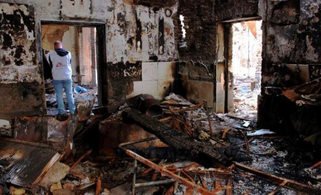 HRW slams US 'punishments' for Afghan hospital attack