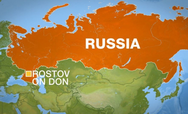 Dozens dead as flydubai jet crashes in southern Russia