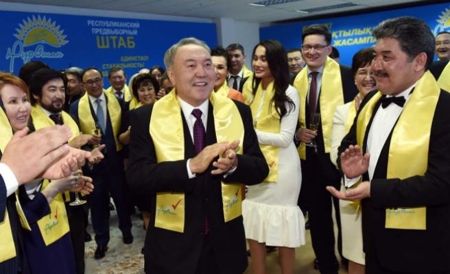 Ruling party seals expected victory in Kazakhstan vote