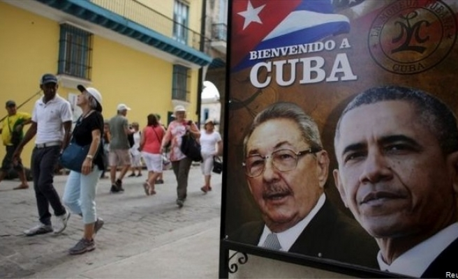 Obama in Cuba for historic visit