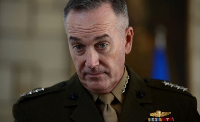 Ash Dunford in unannounced visit to Turkey