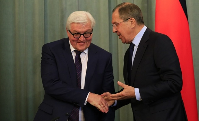 Germany, Russia discuss counter terrorism in Moscow