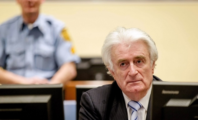Karadzic found guilty of genocide, sentenced to 40 years