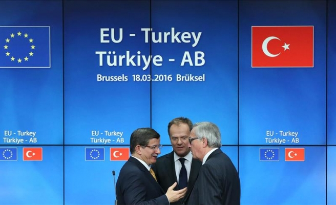 Turkish Foreign Ministry clarifies points in EU deal