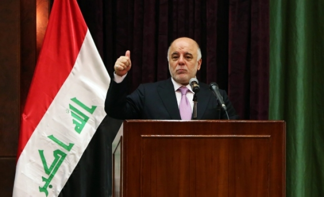 Iraq in full control of border with Syria: PM