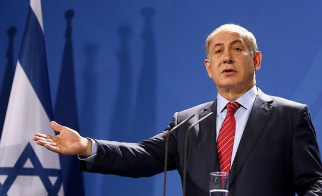 Israel PM vows national service ban for NGO over UN row