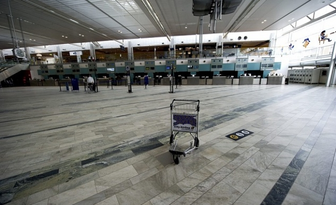 Explosion reported at Sweden's second-largest airport
