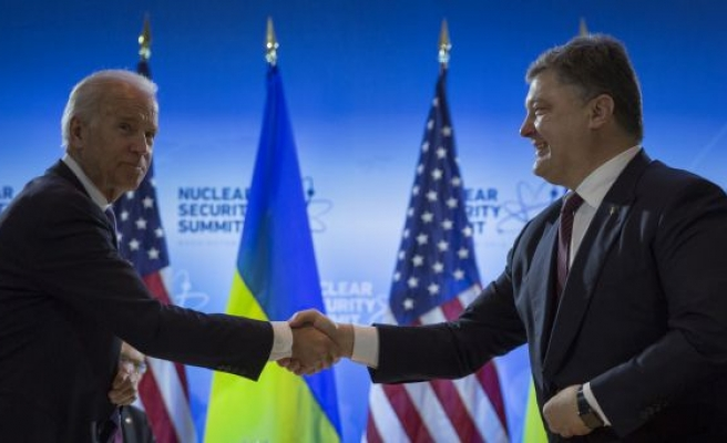 US offers Ukraine $335 mn in security aid