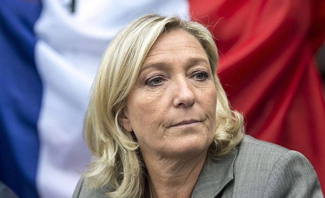 EU orders Marine Le Pen to pay back staff salaries